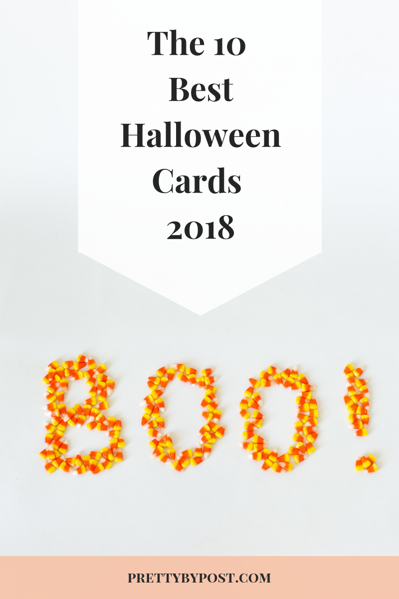 The 10 Best Halloween Cards 2018